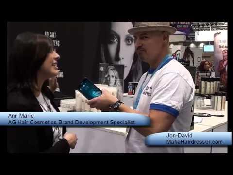 AG Hair Cosmetics Interview Mafia Hairdresser