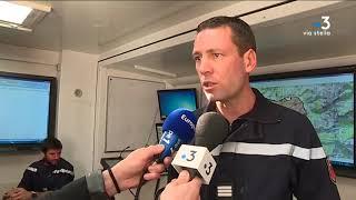 Incendie de Calenzana : les pompiers toujours mobilisés