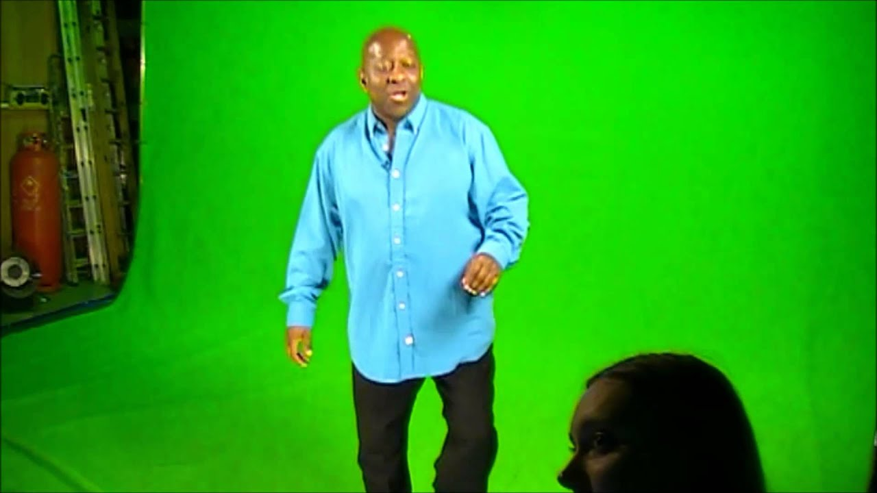 dave benson phillips - children's tv presenter - out takes at tada