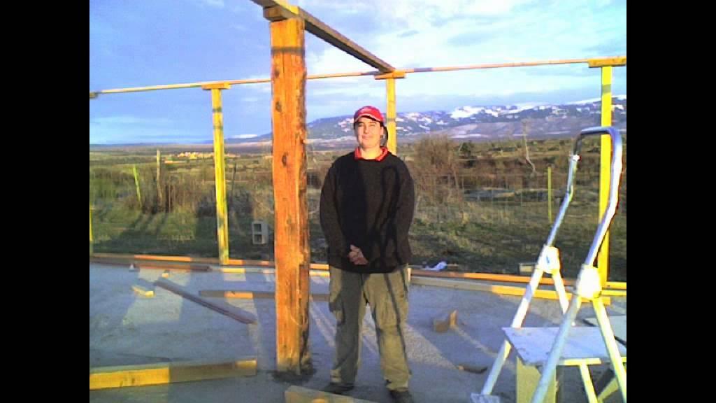 Construccion casa de madera youtube for Construccion de casas