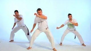 How to Do the Meia-lua de Frente | Capoeira