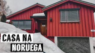 CASA NA NORUEGA | TOUR PELA CASA 🏠  | Nicole Trindade