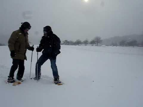 Ulrich und Karl am Nordpool