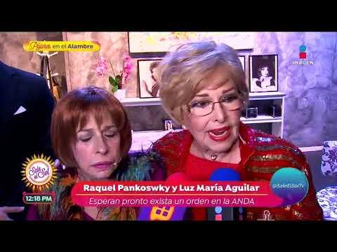 Raquel Pankowswky lamenta la salida de Cynthia Klitbo de la ANDA | Sale el Sol