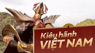 MV Kiêu Hãnh Việt Nam | Volkath Xung Thiên Thần Tướng - Garena Liên Quân Mobile