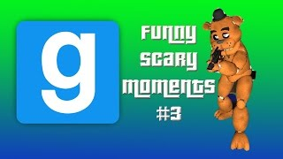 FREDDY & ANIMATRONICS FRIENDS vs BENDY & THE INK MACHINE! (Gmod For Kids FNAF Sandbox Funny Moments)