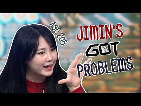 ASC 205: Jimin's GOT Problems