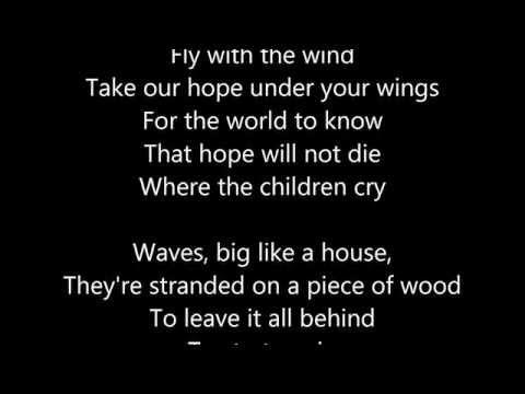 Scorpions - White Dove LYRICS