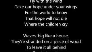 Scorpions - White Dove LYRICS