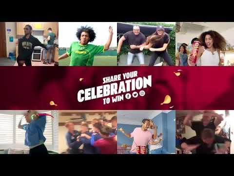 Pringoooals Celebrate, Share & Win!