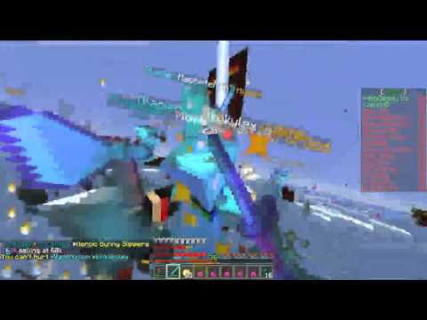 Minecraft Factions S1: NEW KING SLIME MOB BOSS FIGHT! #34 (Cosmicpvp.me)