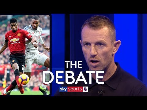 Is this the biggest ever gap in terms of quality between Man United & Liverpool? | The Debate