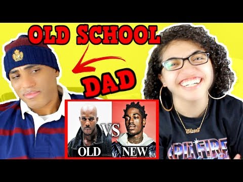 MY DAD REACTS TO Old School Rap Vs. New School Rap (Part 3) REACTION