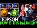Topson clockwerk how is this balanced imba new scepter meta 7 23 dota 2 mp3