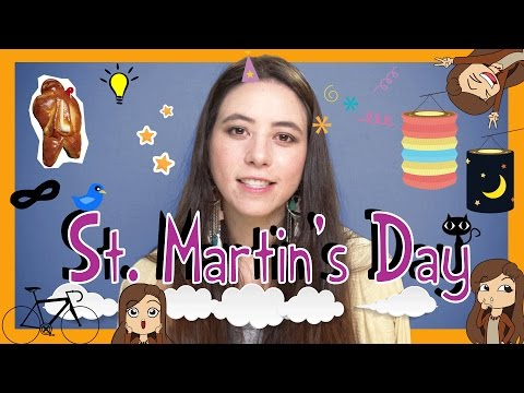 German Holiday Words with Alisa - St. Martin's Day