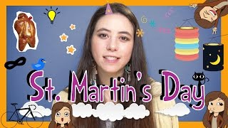 German Holiday Words with Alisa - St. Martins Day
