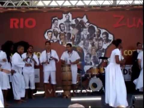 Escrava Anastácia, O Auto 2011. Cia Nossa Senhora do Teatro. CEDINE e Governo do Estado RJ