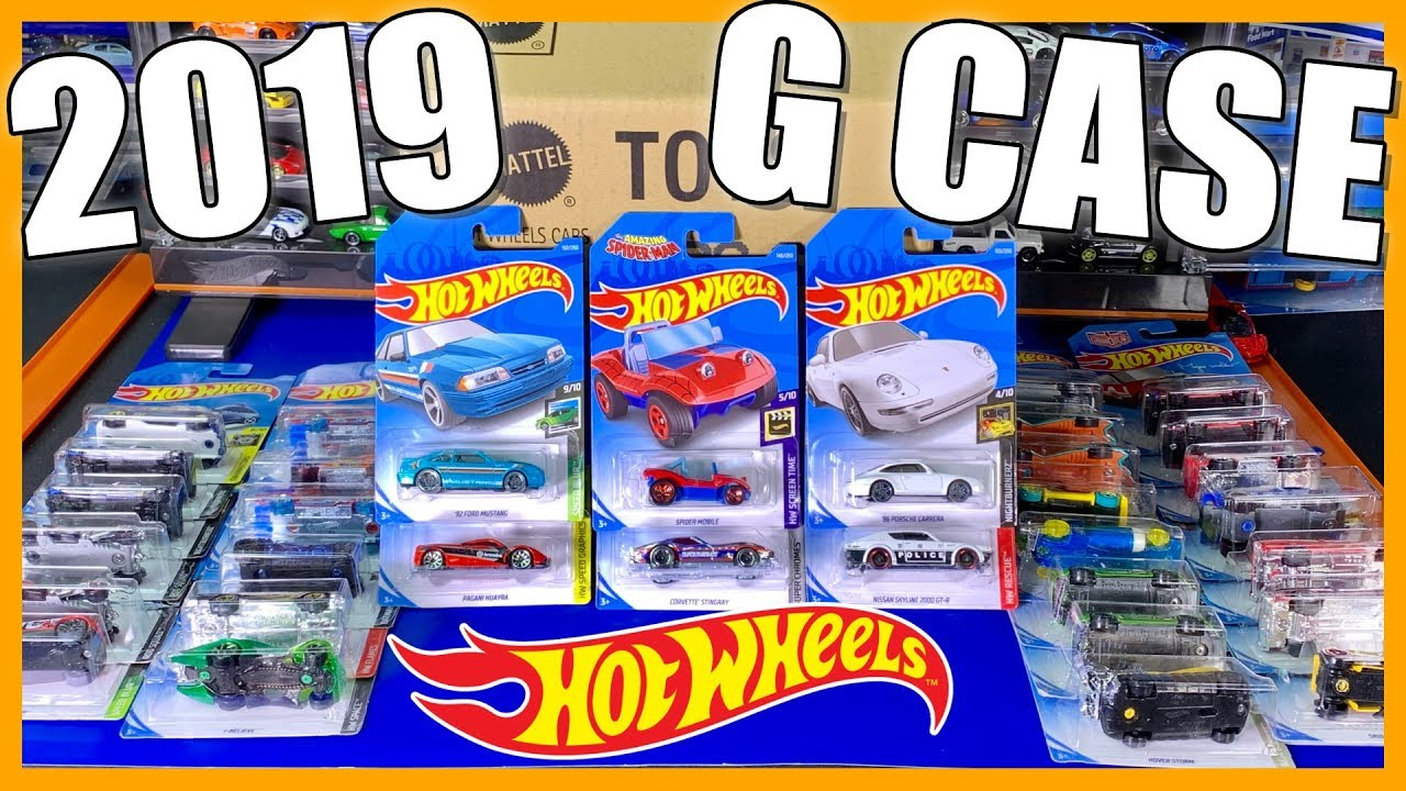 Hot Wheels Cars Boxed and Unboxed