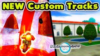 *NEW* Custom Tracks in Mario Kart Wii CTGP (January 2021 Update)