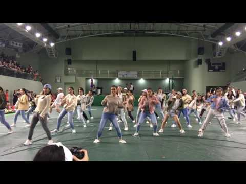 DLSZ 2016 Modern Dance Competition: JUNIORS