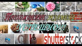 Shutterstock  Экзамен успешно сдан!