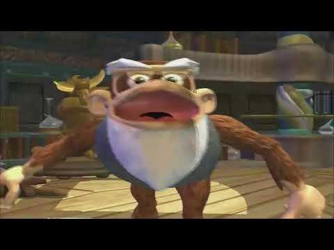 Donkey Kong CGI OST - Cause Im Cranky Karaoke