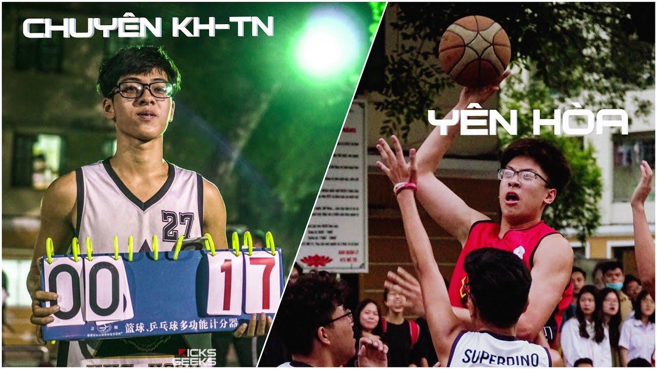 Hải An vs. Trí Kevin | Chuyên KHTN vs. Yên Hòa | Highschool Elite Tournament 2019