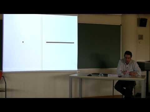 III Seminari Internacional SARX: Dr. Pau Pedragosa (Universitat Politècnica de  Catalunya)  (1/2)