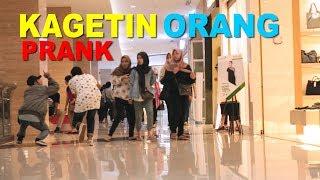 KAGETIN ORANG DI MALL  with PUTU BAHAGIANA , BRAM DERMAWAN ,MJAVAS - PRANK INDONESIA