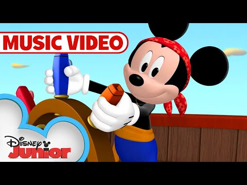 Pirate Hot Dog Dance! | Mickey Mouse Clubhouse | Disney Junior