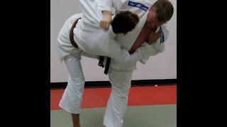 Ashi-waza (leg techniques) full set