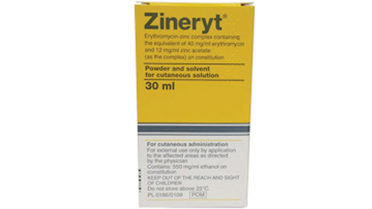 Zineryt Acne Treatment Review - YouTube