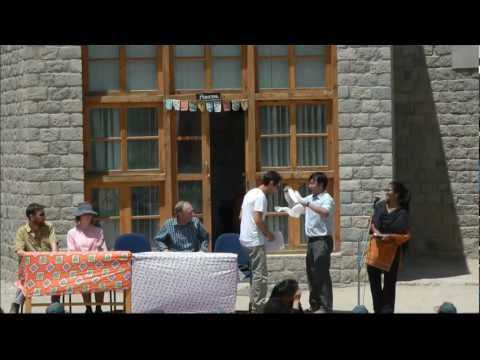 Garden Design Competition at the Druk White Lotus School DWLS in Shey, Ladakh