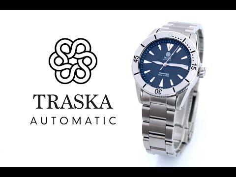 TRASKA Freediver: In-Depth Watch Review