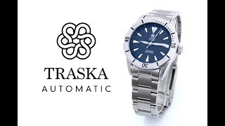 TRASKA Freediver: In-Depth Watch Review