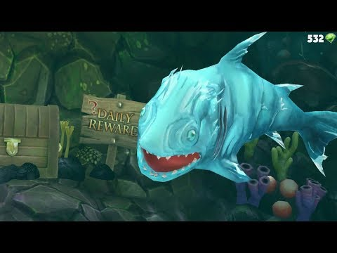 Hungry Shark Evolution Ice Shark Android Gameplay #30