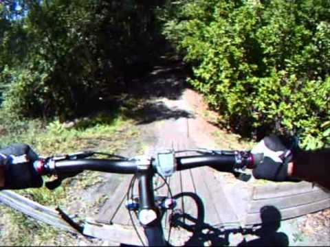 Markham Park Mountain Bike Trails, Part 2, RAJ