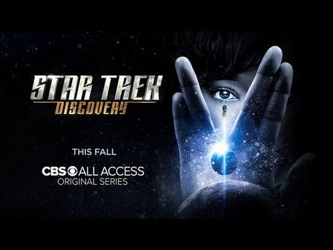 Thumbnail: Star Trek: Discovery - First Look Trailer Netflix version