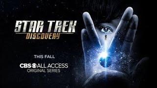 Star Trek: Discovery - First Look Trailer Netflix version