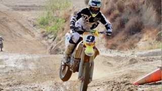 Ryan Hughes' advice on converting a stock RM-Z450 into a race ready bike