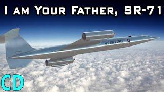 Project Suntan - The Lockheed CL-400