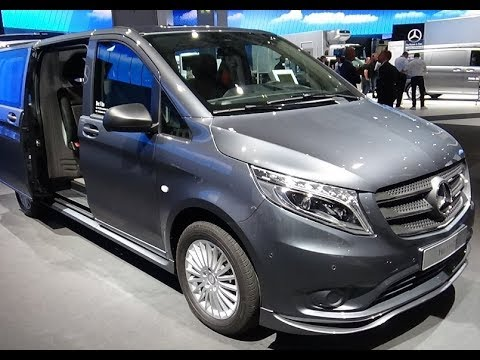 MERCEDES BENZ VITO 119 ► 2018 MERCEDES BENZ VITO 119 REVIEW INTERIOR AND EXTERIOR