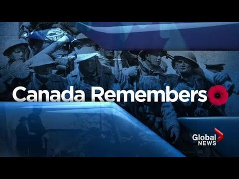 WATCH LIVE: Remembrance Day Ceremonies From Ottawa