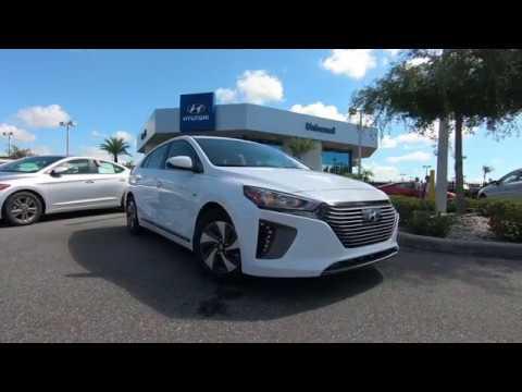 Hyundai Ioniq Hybrid SEL Inside Out
