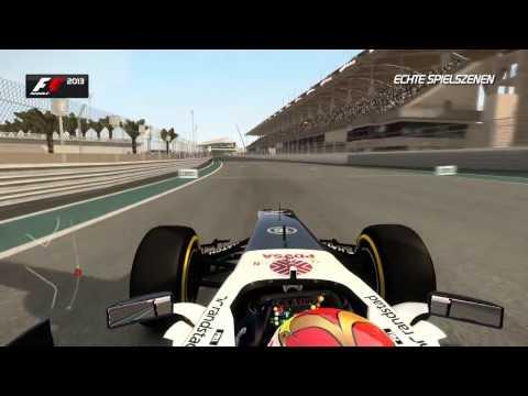 F1 2013 Abu Dhabi Hotlap