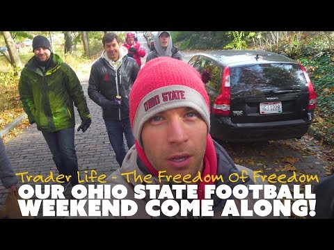 Our Ohio State Football Weekend. Come Along!