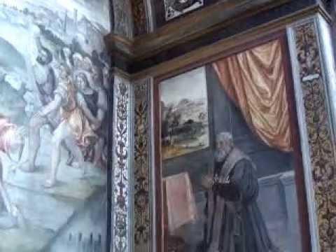 Chiesa San Maurizio al Monastero Maggiore città di Milano