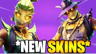 New 'Hay Man' Skin|100+ Wins 10k Kills| Fortnite Battle Royale