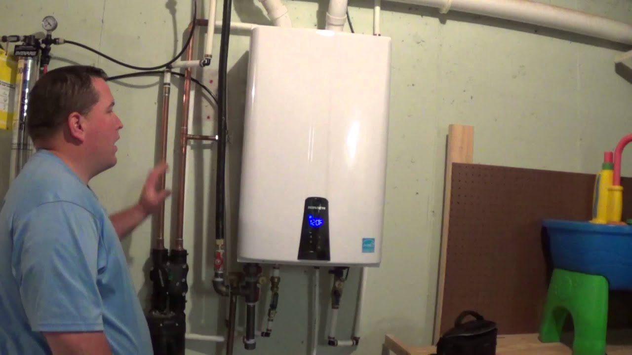 Navien Npe240 Install Youtube Taco 007 Circulator Wiring