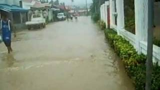 2007 Flood at Orchid Homes Subd., Brgy Santiago, Iligan City, Philippines